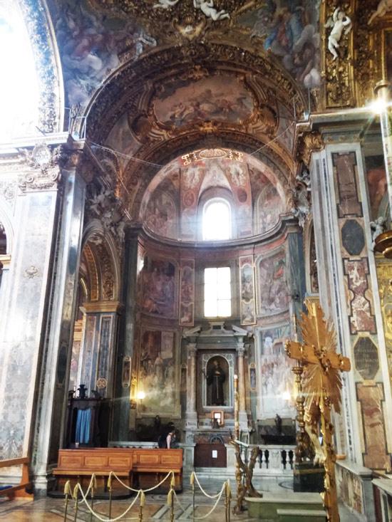 La cappella di San Francesco