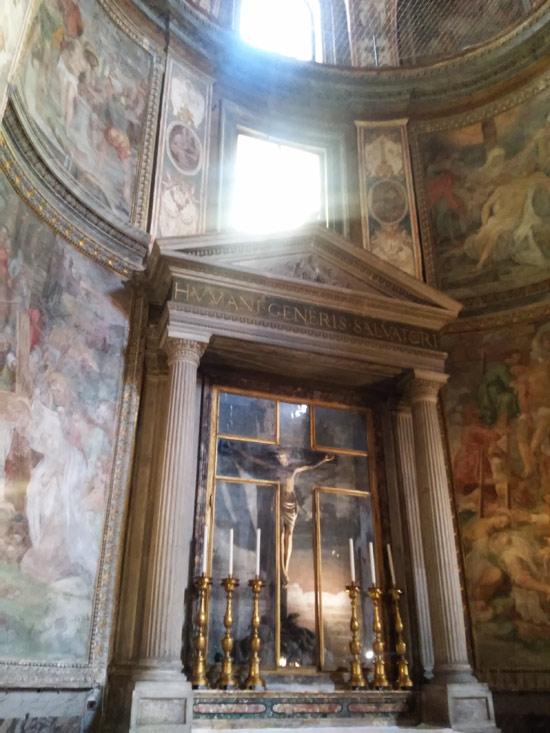 Niccolò Martinelli detto il Trometta, Storie della Passione (particolare, 1591-1595)