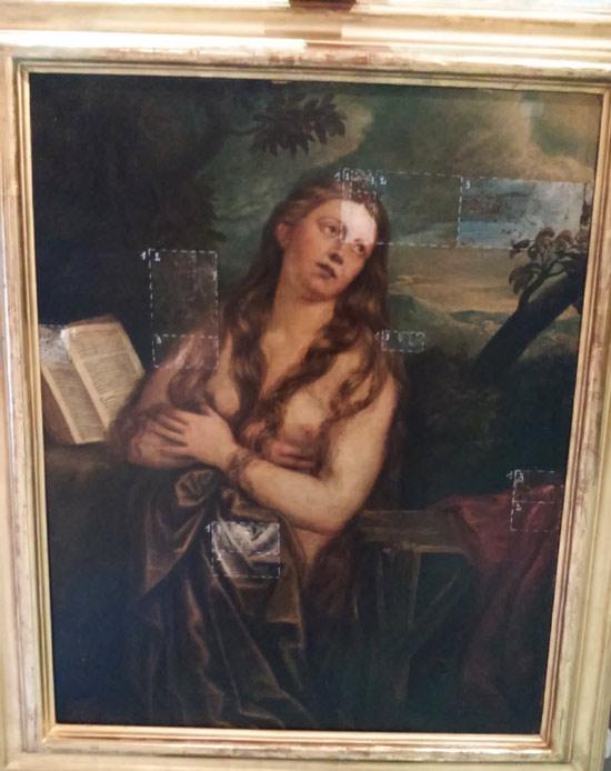 Scuola veneta, Maddalena penitente