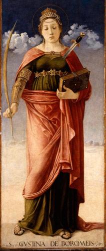 Giovanni Bellini, Santa Giustina