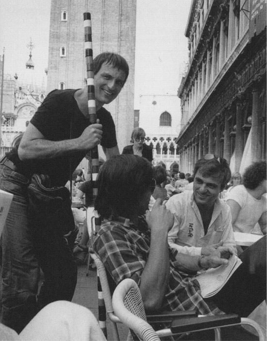 André Cadere a Venezia