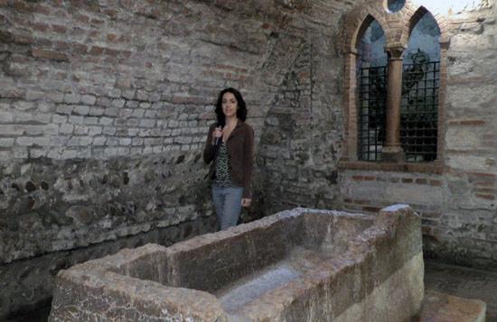 La tomba di Giulietta
