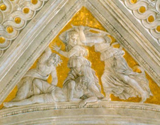 Storia della critica d 39 arte l 39 iconologia di erwin panofsky for La camera degli sposi di andrea mantegna