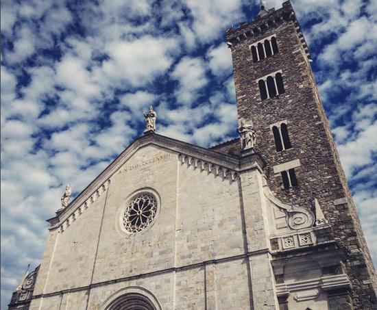 La Cattedrale di Sarzana