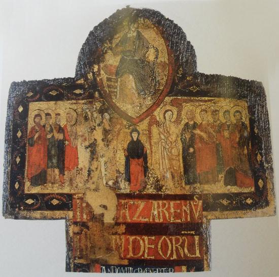 La cimasa della Croce di Guglielmo
