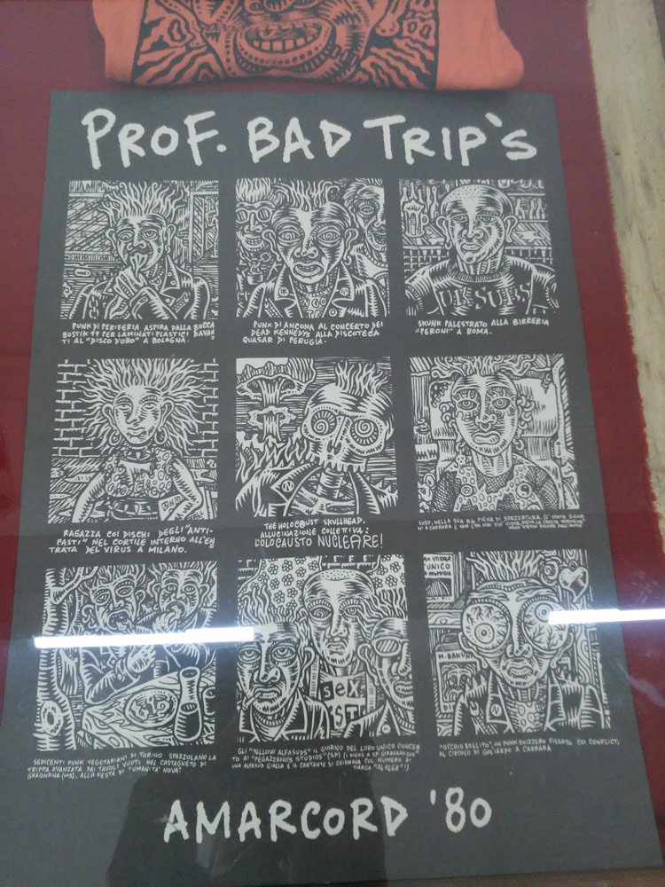 "Prof. Bad Trip, ""Amarcord '80"""