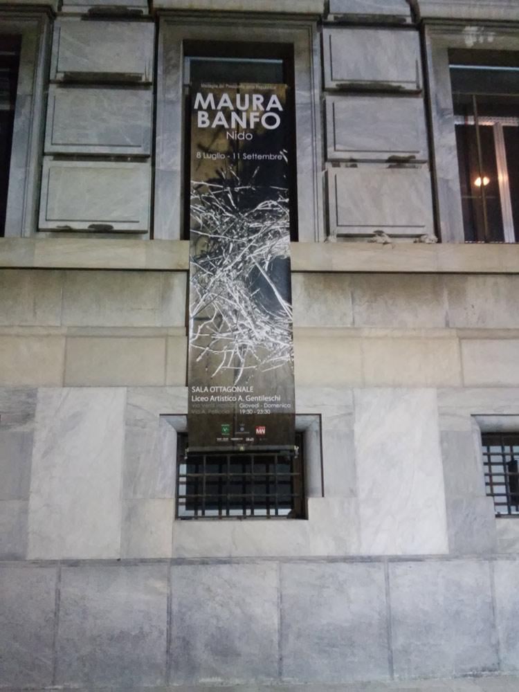 La mostra di Maura Banfo
