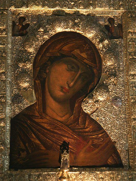 Icona bizantina del Duomo di Fermo