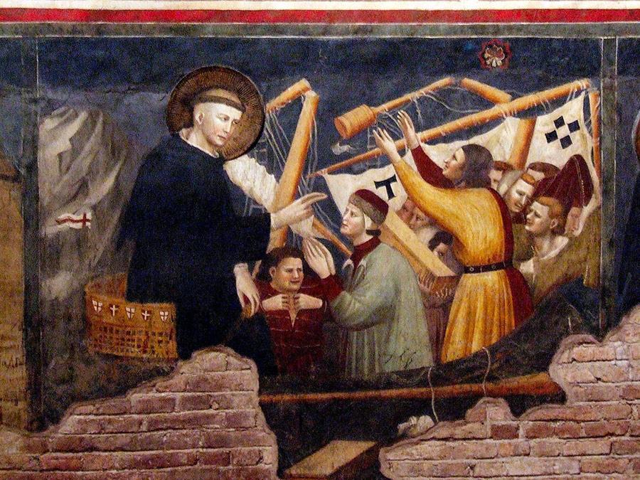 Il Cappellone di San Nicola: il Miracolo della Nave