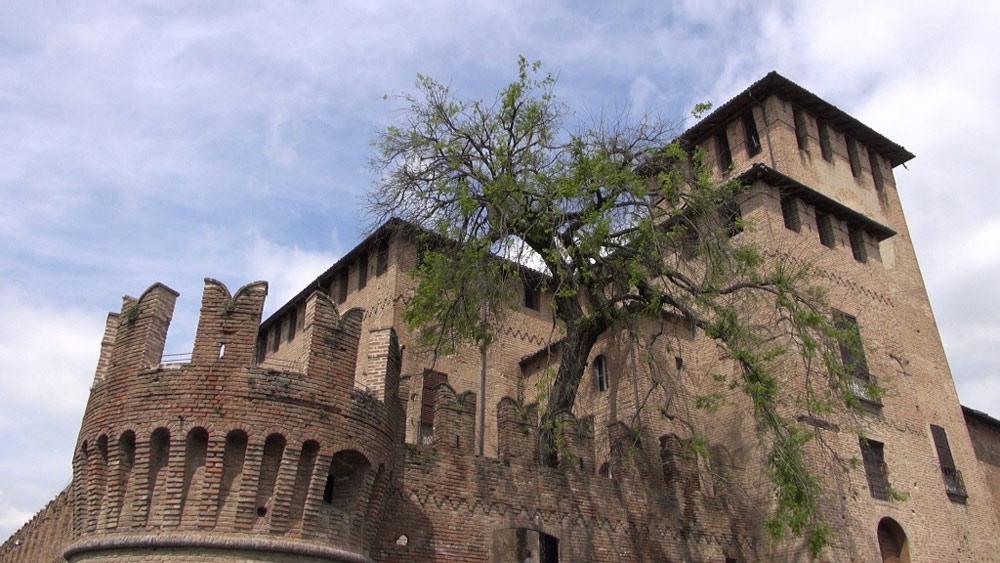 Fontanellato, la Rocca Sanvitale
