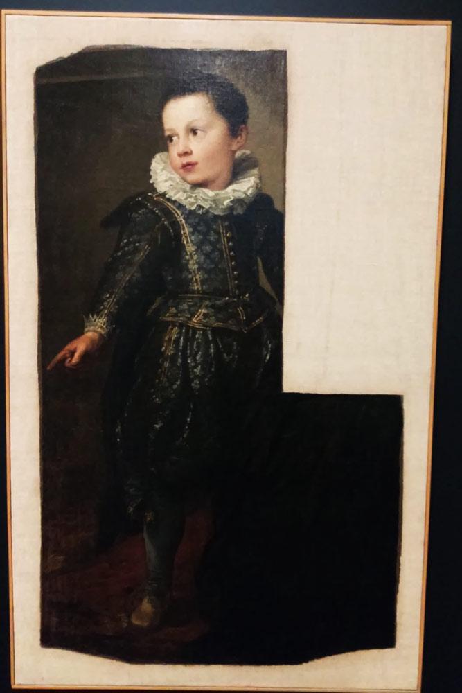 Anton van Dyck, Ritratto di Ansaldo Pallavicino