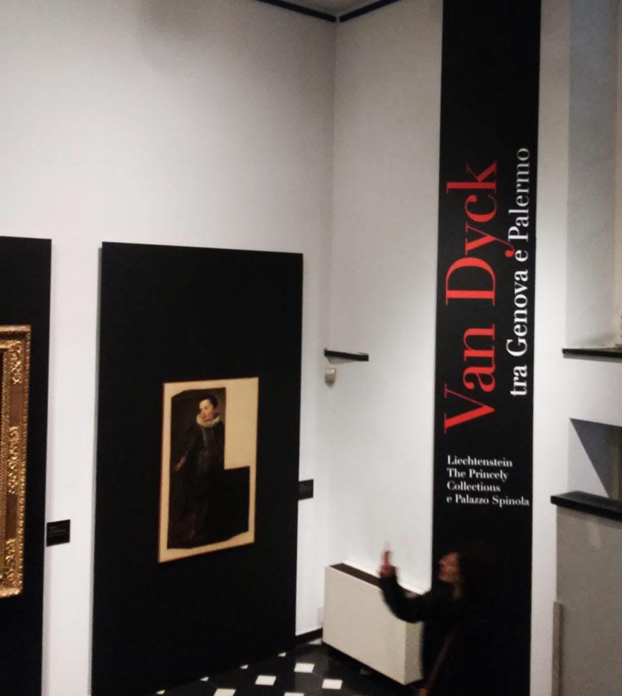 Mostra Van Dyck tra Genova e Palermo