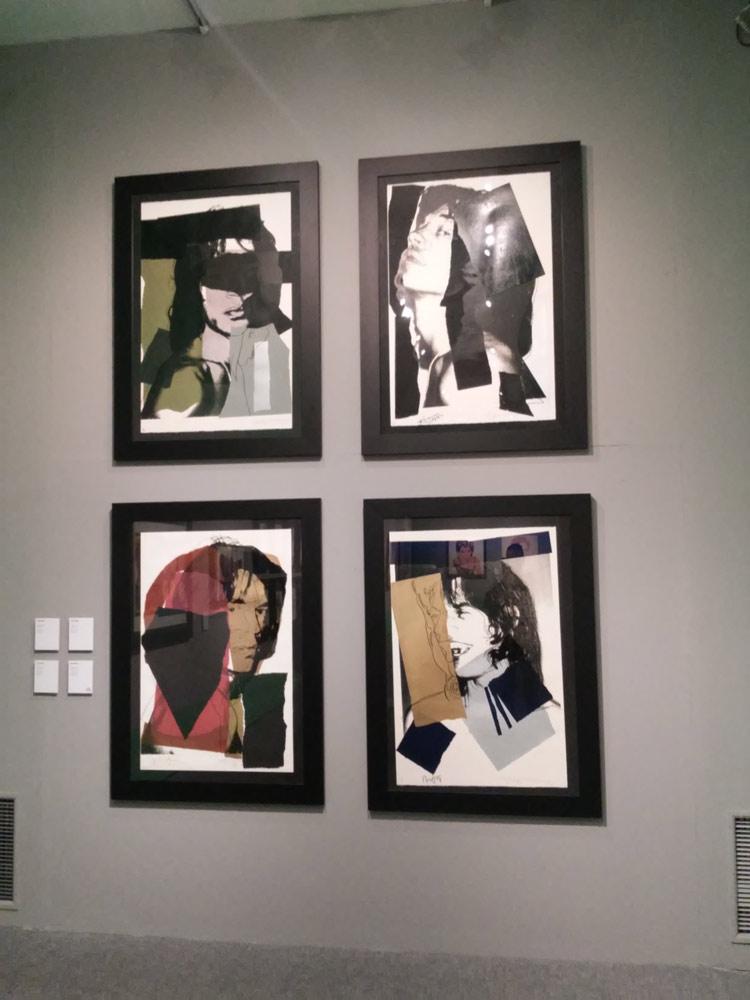 I ritratti di Mick Jagger