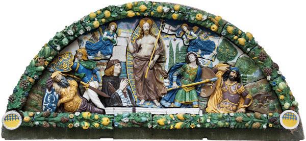 Giovanni della Robbia, Resurrezione