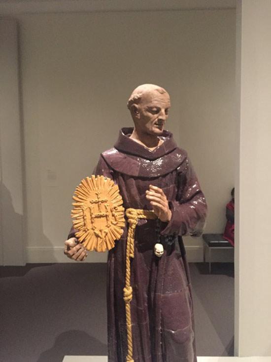 Santi Buglioni, San Bernardino da Siena