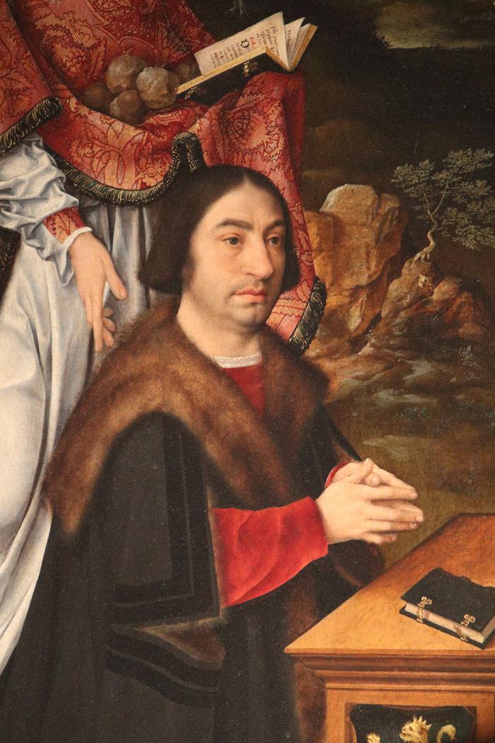 Il ritratto di Stefano Raggio
