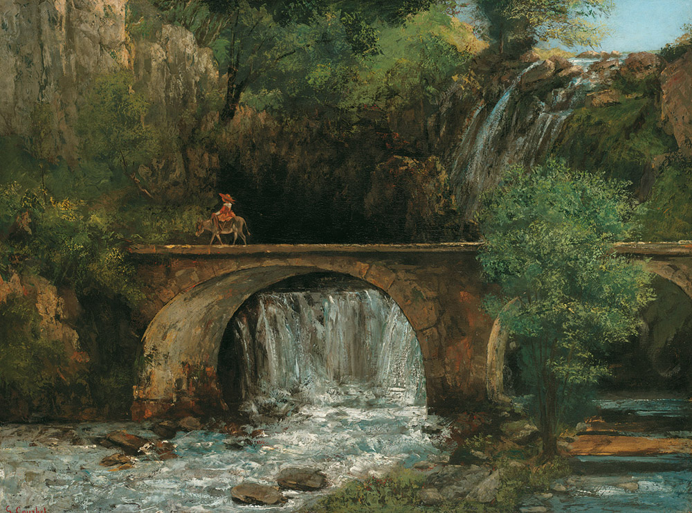 Gustave Courbet, Le Grand Pont