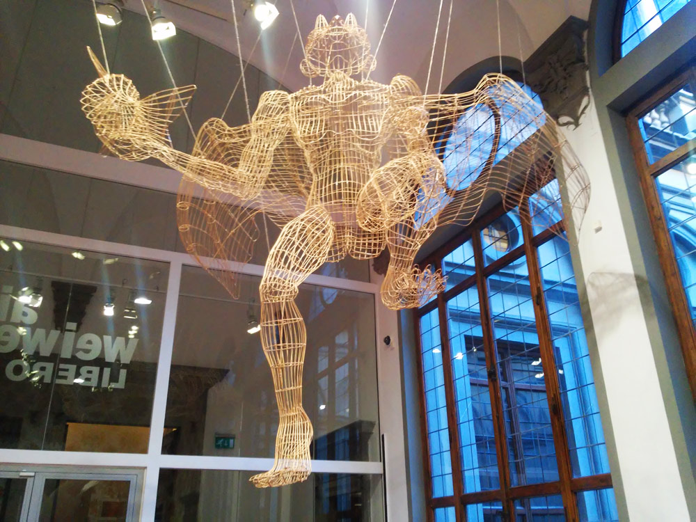 Ai Weiwei, Huantouguo