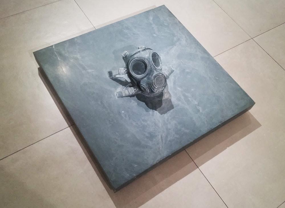 Ai Weiwei, Mask