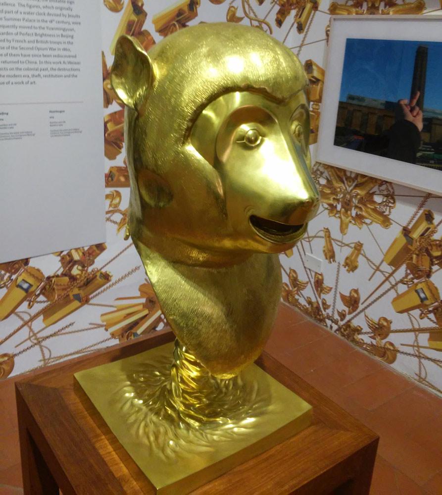 Ai Weiwei, Monkey
