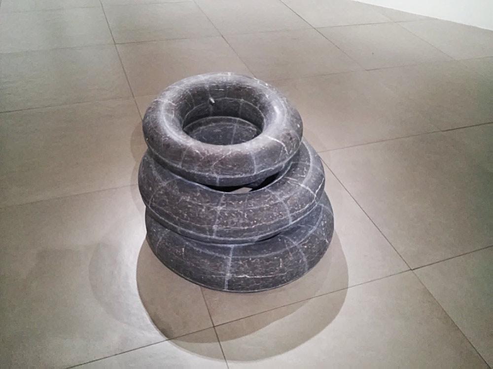 Ai Weiwei, Tyres