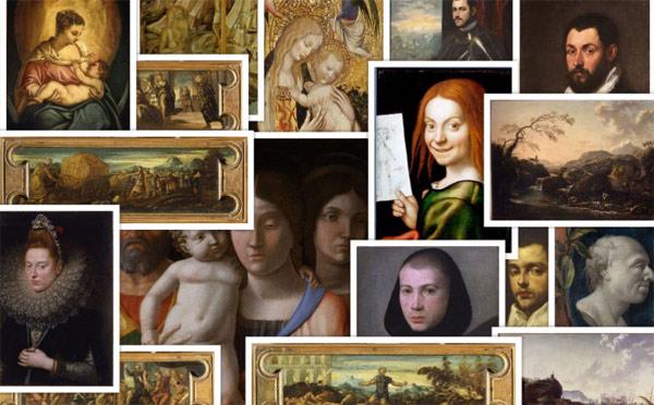 I dipinti rubati dal Museo di Castelvecchio a Verona