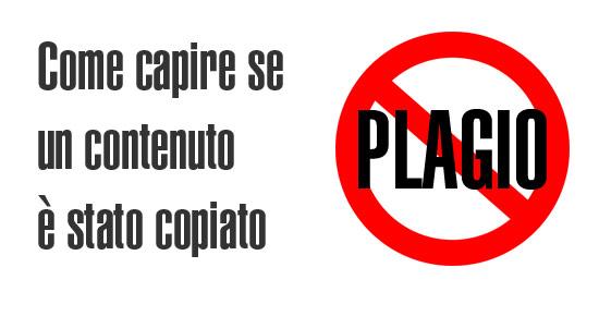 No plagi