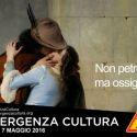 A Roma il 6 e il 7 maggio sarà Emergenza Cultura. E ci saremo anche noi.