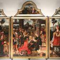 Il trittico dell'Adorazione dei Magi di Joos van Cleve: un capolavoro fiammingo a Genova, restaurato