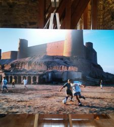 Il calcio di strada di Steve McCurry: Football and Icons