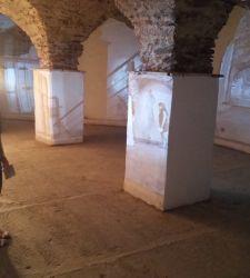Tecniche miste, epoche miste: Andrea Aquilanti a Carrara