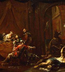 Alessandro Magnasco: l'anticlericale del Settecento