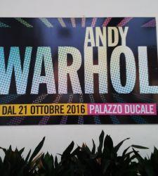 Andy Warhol a Genova: un calderone confuso (e magari lasciamo in pace la Cappella del Doge)