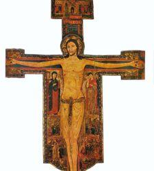 La croce di Guglielmo a Sarzana: la prima croce dipinta datata della storia dell'arte