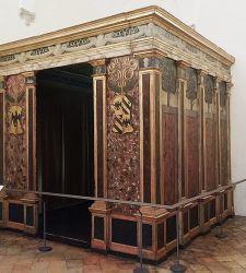 Dove dormiva un signore del Rinascimento? L'alcova del duca Federico da Montefeltro