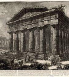 I templi di Paestum nelle incisioni di Giovanni Battista Piranesi
