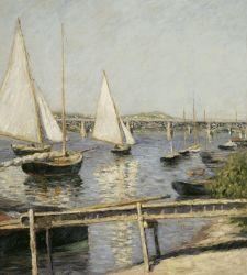 Arte e sport. La vela secondo Gustave Caillebotte