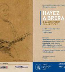 Hayez: i disegni, lo studio, il metodo. Intervista a Francesca Valli