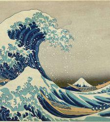 Le immagini del mondo fluttuante di Hokusai