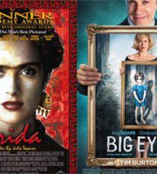 Quattro film su arte e artisti