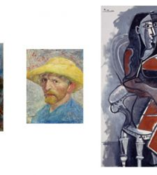 Renoir, Van Gogh e Picasso: i ritratti di Detroit a confronto