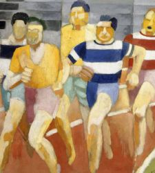 Arte e sport. L'atletica secondo Robert Delaunay