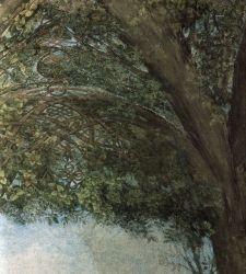 La Sala delle Asse di Leonardo da Vinci: un frondoso pergolato nel Castello Sforzesco