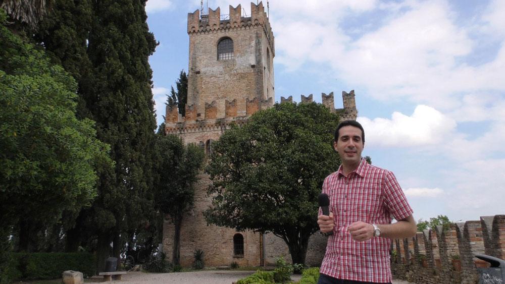 Fabrizio al Castello di Conegliano
