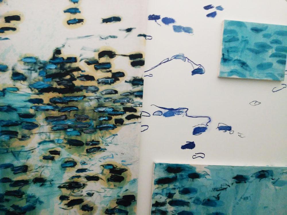 I pesci di Wabi-Sabi