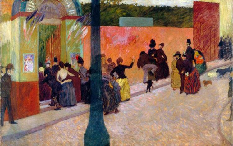 Federico Zandomeneghi, Moulin de la Galette