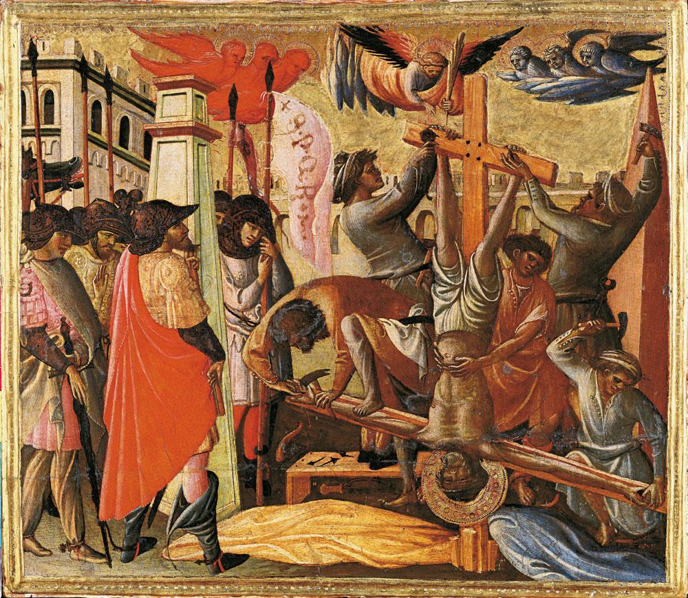 Giovanni dal Ponte, Martirio di san Pietro
