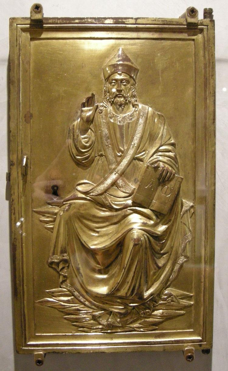 Lorenzo Ghiberti, Cristo benedicente