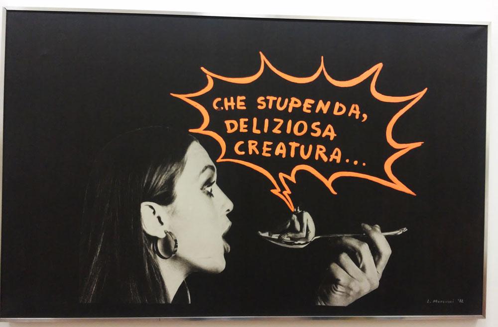 Lucia Marcucci, Che stupenda!