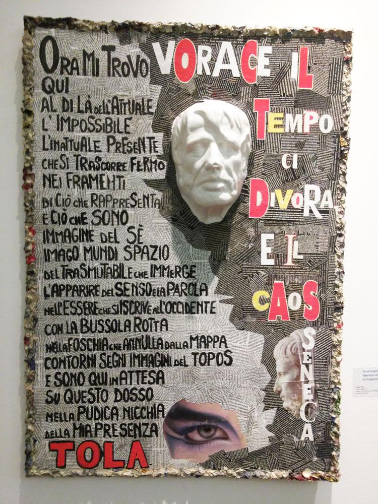 Luigi Tola, Vorace il tempo